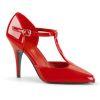 VANITY-415 Red Patent